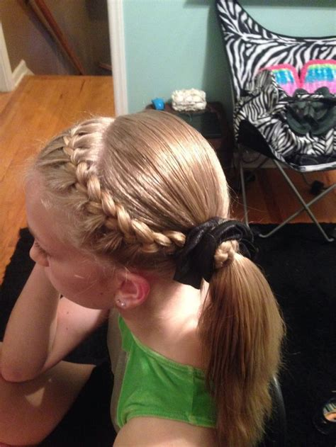hair styles for gymnastic meets 17 best images about competition hair on pinterest hair