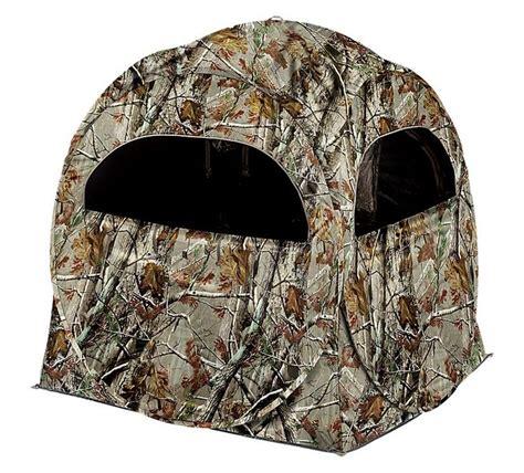 Hunter Terra Spring Steel Hunting Ground Blind Deer Hunting Deals   ridge hunter terra spring steel hunting ground blind