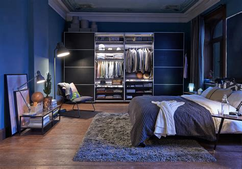 schlafzimmer in blau roomido - Blaues Schlafzimmer
