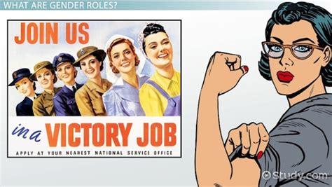 Gender In America by Gender Roles In 1950s America Lesson Transcript