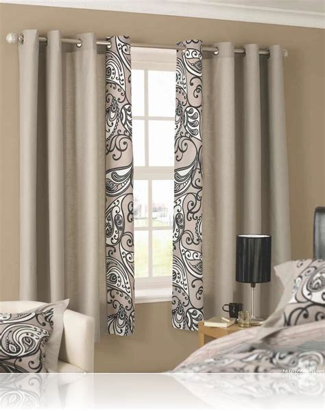 Shade Curtains Decorating Bedroom Curtains Grandeur Window Curtain Design For Bedroom Decor With Luxurious