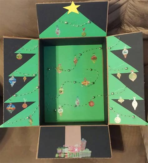 decorated christmas boxes ideas 1000 ideas about missionary gifts on pinterest college
