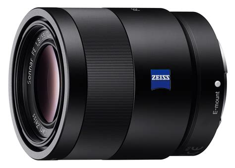 Sony Fe 55mm F 1 8 Za sony fe 55mm f 1 8 za sonnar t specifications and