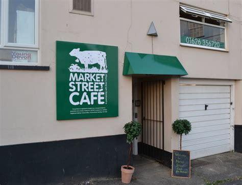 The Cottage Restaurant Newton Market Cafe Launch In Newton Abbot