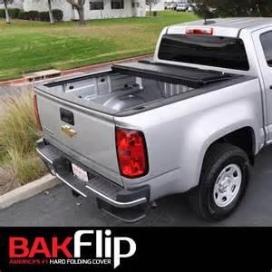 Truck Bed Cover For Chevy Colorado 2015 2016 Chevy Colorado Folding Tonneau Cover