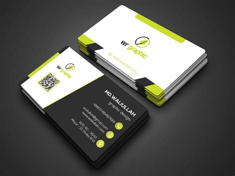 design grafis business card business card design see outlook