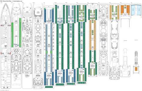 msc musica cabine msc musica deck plans diagrams pictures