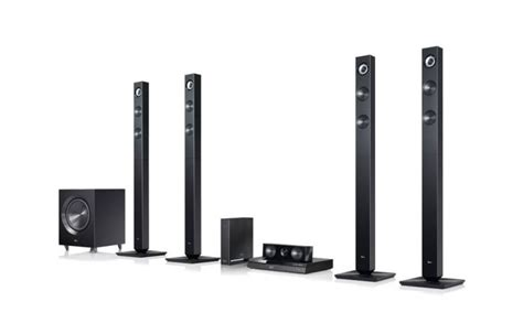 Home Theater Lg Bh7520tw 3d ray home system