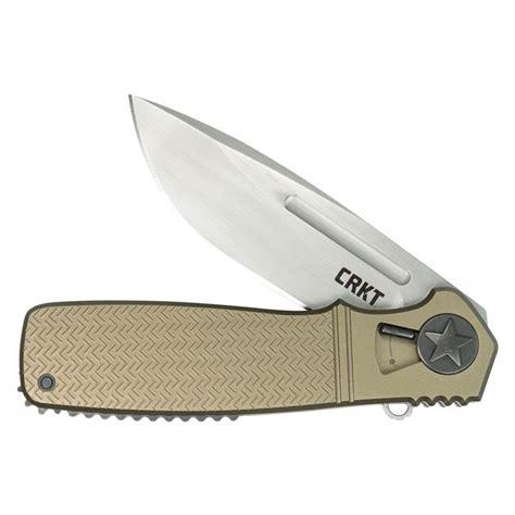 columbia river knife columbia river knife tool homefront folding knife