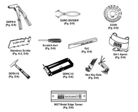 lister roofing tools tools list