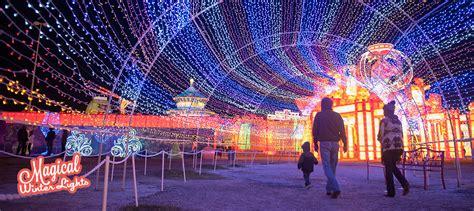 magical winter lights tickets event spotlight magical winter lights showclix