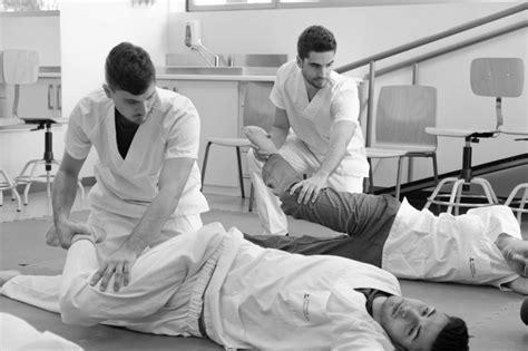 notas de corte de fisioterapia doble grado inef y fisioterapia un sobre bienes