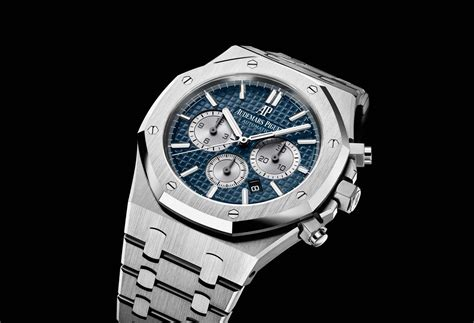 Audemars Piguet audemars piguet royal oak chronograph new 2017 models