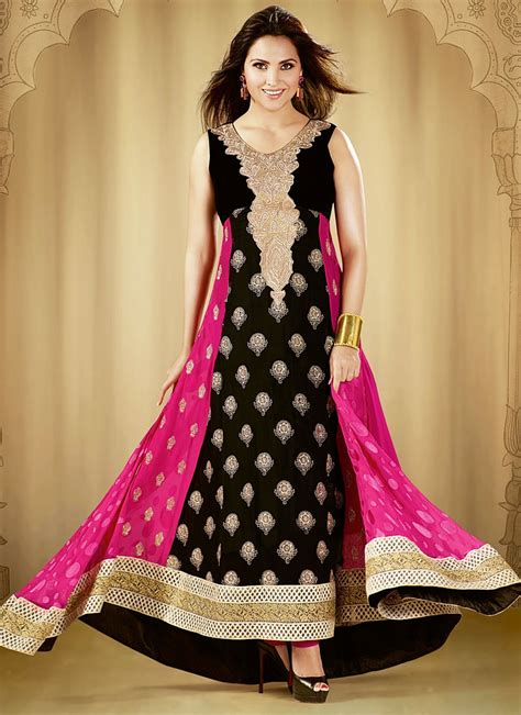 Home Design Ideas Pakistan by Latest Girls Frocks Designs Embroidered Frocks Designs