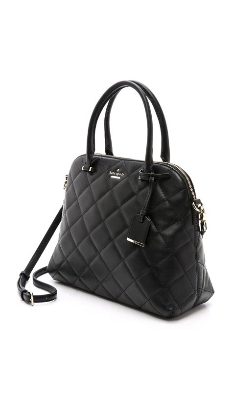 Kate Spade Black Quilted Purse by Kate Spade New York Emerson Place Quilted Margot Cross