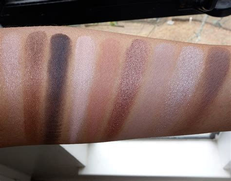 Eyeshadow X9 mac macnificent me collection review pics and