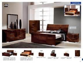 Capri capri amp cindy beds modern bedrooms bedroom furniture