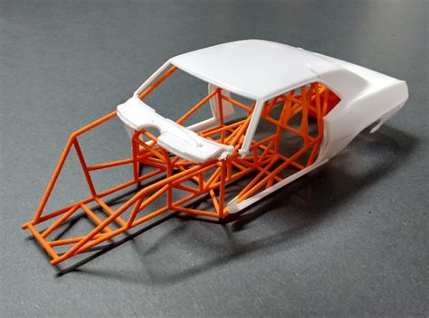 Design Works 3d Home Kit Camaro Pro Stock Chassis 1 24 Model Car 67ye2mmep By