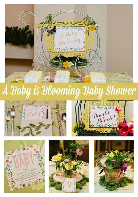 flower baby shower theme top 25 ideas about baby showers on