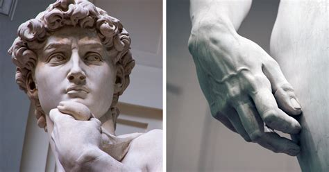 statue david close ups of michelangelo s david will make you appreciate