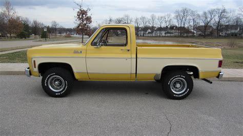 1977 gmc high 1977 gmc high 350 ci 4 wheel drive lot