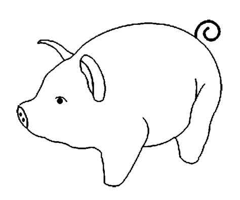 Coloring Page Of A Pig Cartoon Pig Coloring Pages Cartoon Coloring Pages by Coloring Page Of A Pig