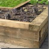 Railway Sleepers Stoke On Trent by Landscaping Materials Stoke Potteries Building Supplies Ltd