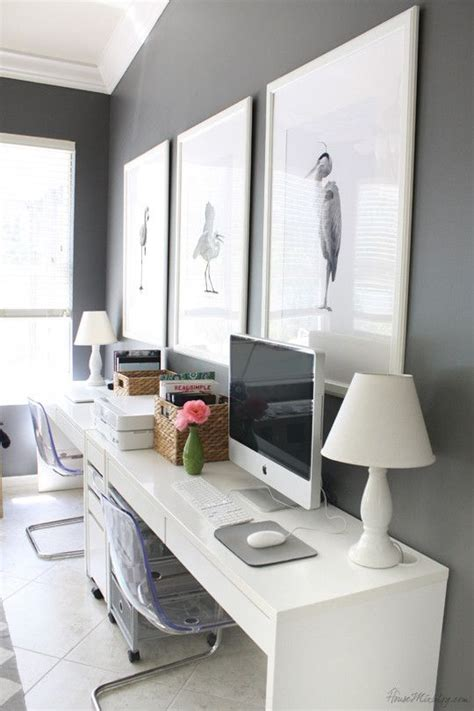 how to setup a home office in a small space 25 best ideas about ikea desk on desks ikea