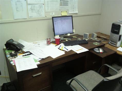 Disorganized Desk by Disorganized Desk Shane Holden