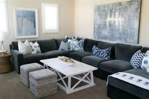 cream living room x