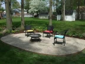gravel patio designs gardening landscaping beautiful design gravel patios