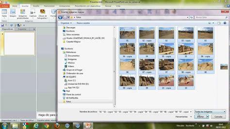 Recortar Varias Imagenes A La Vez | powerpoint 2010 imprimir varias fotos en un documento