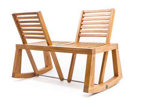 de bench double view bench by chloe de la chaise design milk
