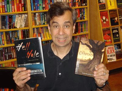 groundhog day world peace author chris grabenstein books for adults