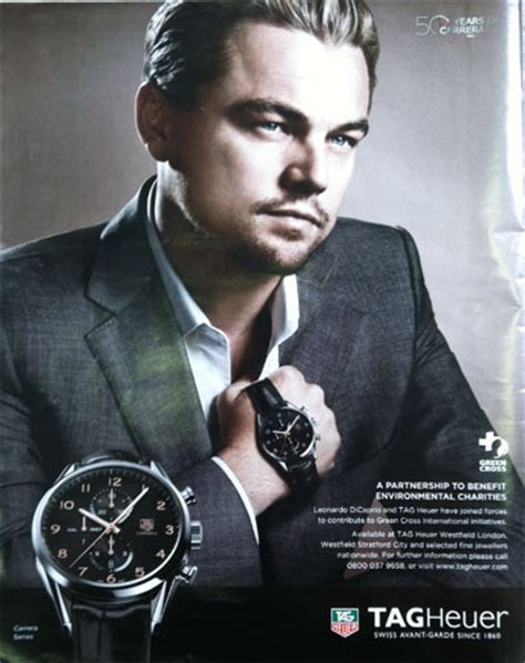tag heuer ads rolex tag heuer target affluent travelers in financial