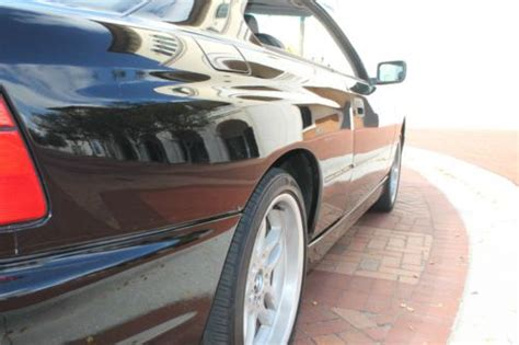 car engine manuals 1993 bmw 8 series spare parts catalogs buy used 1993 bmw 850ci 5 0l v12 6 speed manual no reserve in ta florida united states