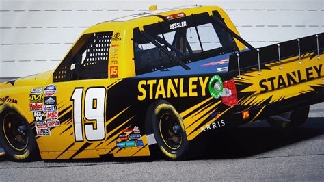 stanley trading carl edwards stanley tundra ii by todd ressler trading