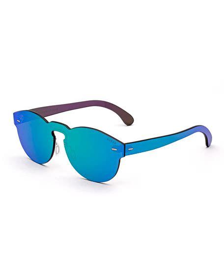 Tuttolente Green Sunglasses by retrosuperfuture tuttolente sunglasses green