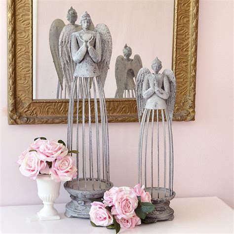 shabby cottage chic vintage french style for angel decor