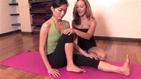 ashtanga yoga tutorial with kino ashtanga yoga twisting for beginners marichyasana c