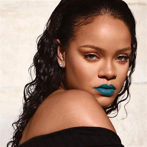 rihanna fenty beauty  mattemoiselle lipstick shades