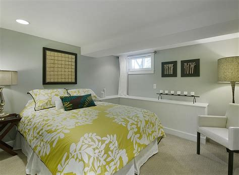 easy tips to help create the basement bedroom