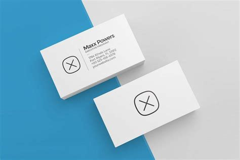 blank business card template libreoffice blank business card layout gallery card design and card