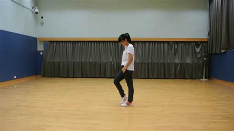 tutorial dance infinite back dance cover infinite 인피니트 back 백 youtube
