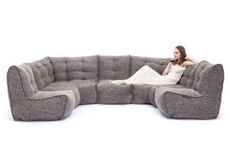 modular bean bag sofa bean bag single donut colorful