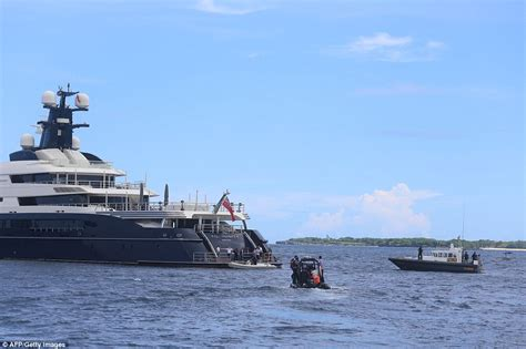 indonesia seizes yacht wanted    probe  malaysia