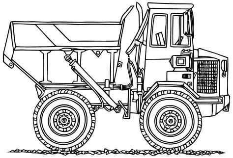 Camion 34 Transport Coloriages 224 Imprimer Dessin Coloriage Camion Poubelle L