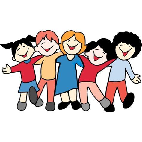 disegni bambini disegno di bambini a scuola a colori per bambini