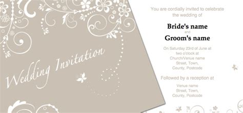 publisher invitation templates invitation wedding istudio publisher page layout