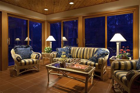 cozy indoor sunroom furniture sets room decors and design